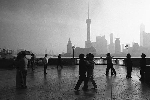 Shanghai Experiences: The Bund, Shanghai. Photo by Jim Fischer
