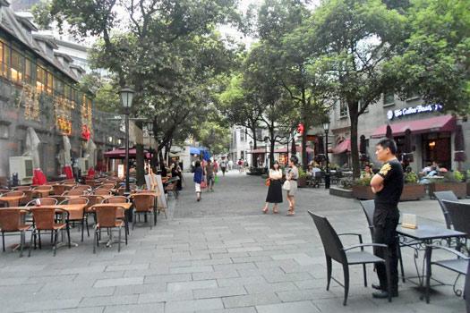 Shanghai Experiences: French Concession, Shanghai. Photo by Samantha Caughey.