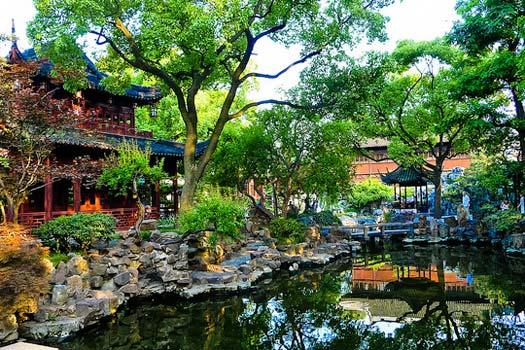 Shanghai Experiences: Yuyuan Garden, Shanghai. Photo by SteFou!